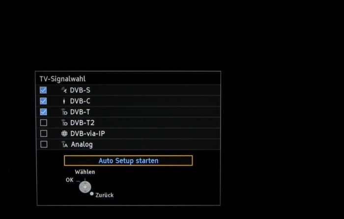 Panasonic TX-55CXW804 Screenshot 5