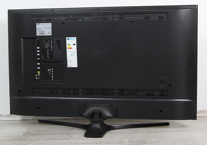 Samsung UE50JU6850 Rueckseite Seitlich1
