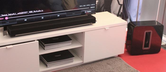 Sonos Soundbar Sub