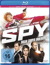 Spy - Susan Cooper Undercover Blu-ray