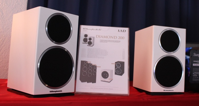 Wharfedale Diamond 210