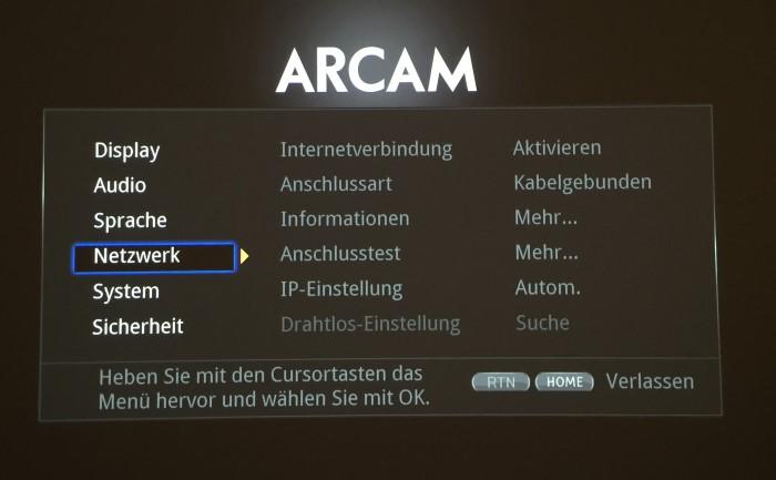 arcam_udp411_menu3