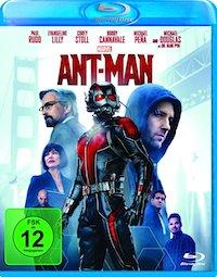 Ant-Man Blu-ray Disc