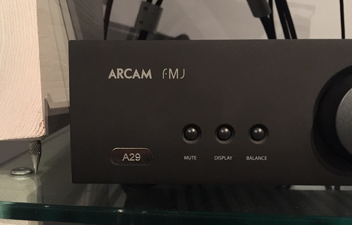 Arcam A29 3