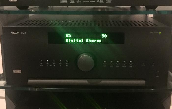 Arcam AVR 850 2
