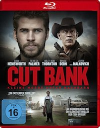 Cut Bank Blu-ray Disc