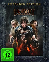Der Hobbit - Die Schlacht der fuenf Heere - Extended Edition Blu-ray Disc