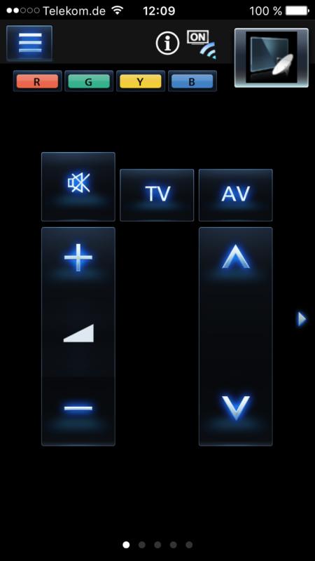 Panasonic_CXW804_App_Remote1