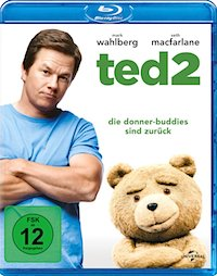 Ted 2 Blu-ray Disc