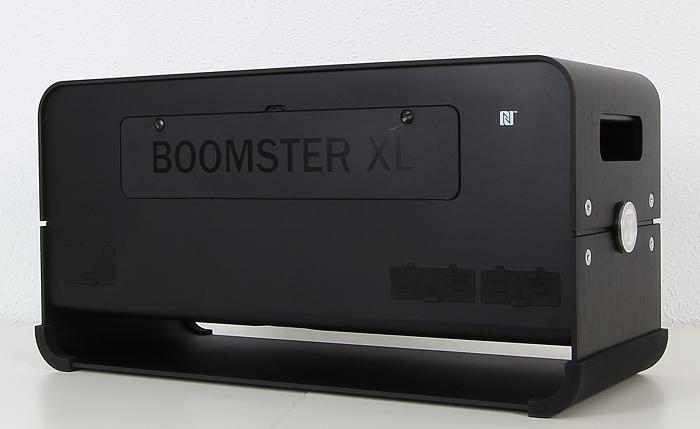 Teufel Boomster XL Rueckseite Seitlich2