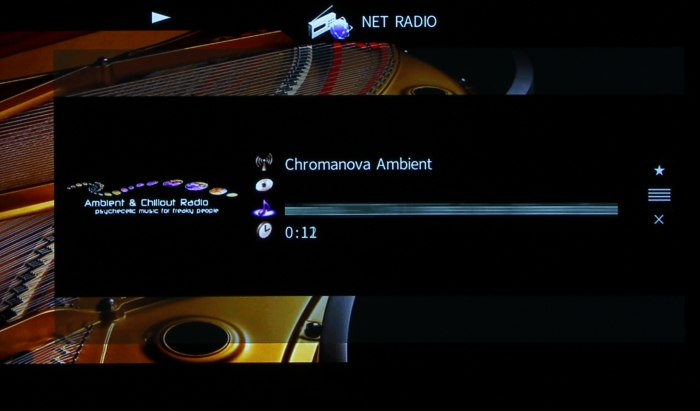 Yamaha CX-A5100 Screenshot 23