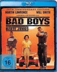 Bad Boys - 20th Anniversary Edition Blu-ray Disc