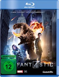 Fantastic Four Blu-ray Disc
