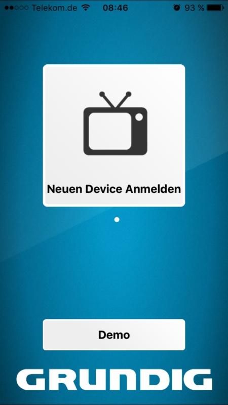 Grundig Smart Remote 1