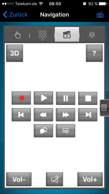 Grundig Smart Remote 7