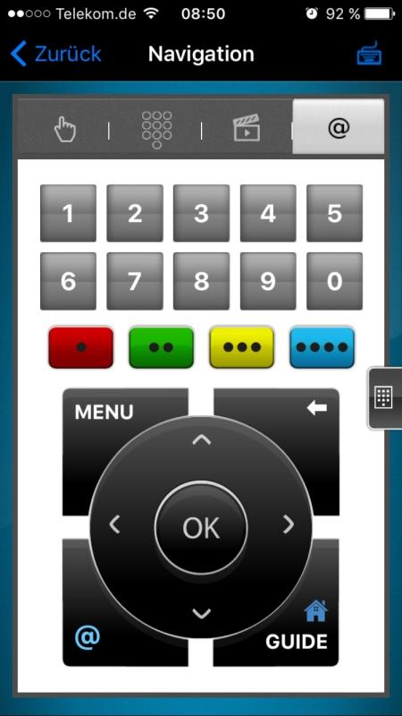 Grundig Smart Remote 8