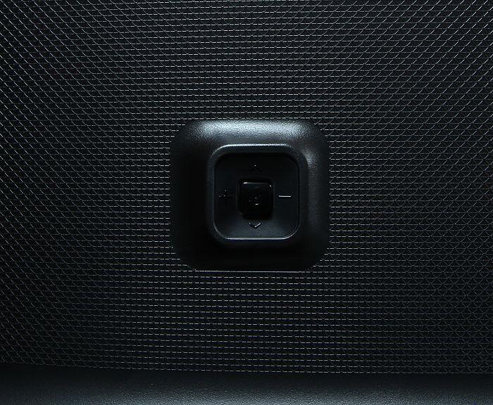 Samsung UE65JU6550 Bedienelement Rueckseite