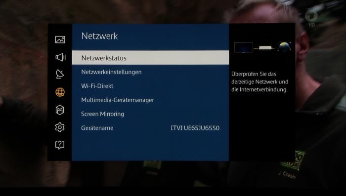 Samsung UE65JU6550 Screenshot 13
