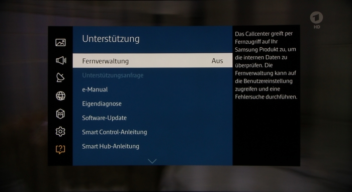 Samsung UE65JU6550 Screenshot 17