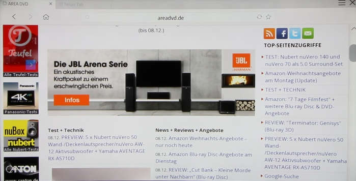 Samsung UE65JU6550 Screenshot 22