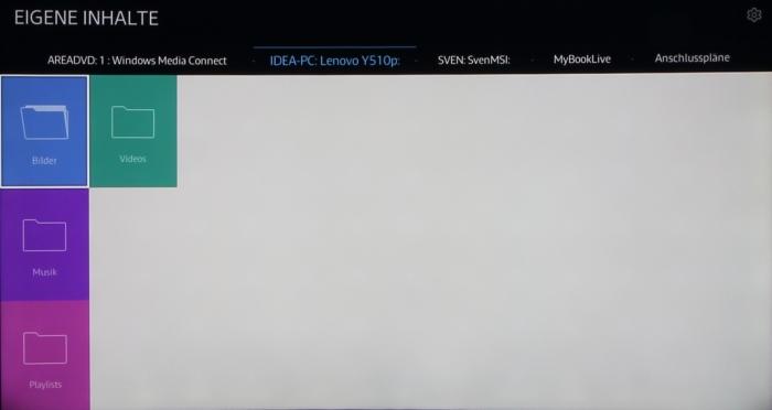 Samsung UE65JU6550 Screenshot 23