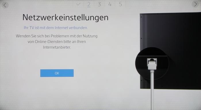 Samsung UE65JU6550 Screenshot 3
