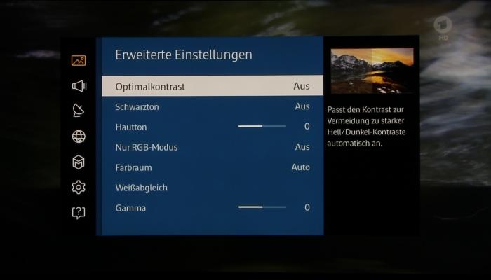 Samsung UE65JU6550 Screenshot 9
