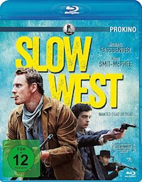 Slow West Blu-ray Disc