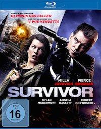 Survivor Blu-ray Disc