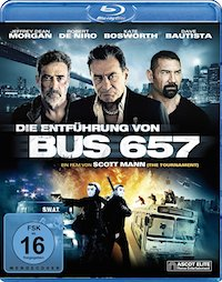 Bus 657 Blu-ray Disc