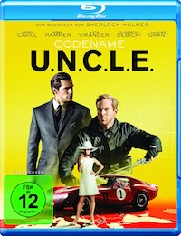 Codename UNCLE Blu-ray Disc