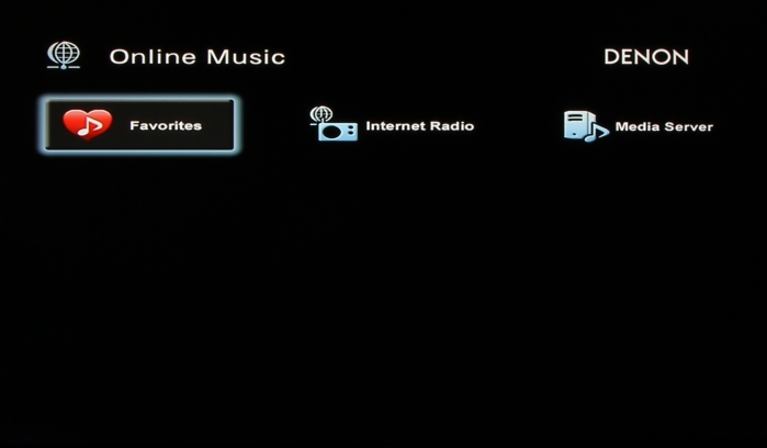Denon AVR-X4200W Screenshot 6