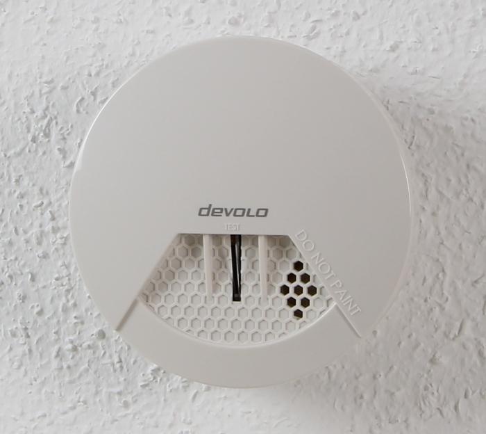 Devolo Home Control Rauchmelder 2