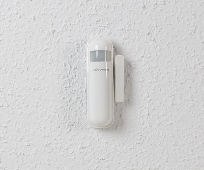 Devolo Home Control Starter Paket Tuer Fensterkontakt 1