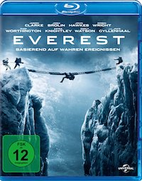 Everest Blu-ray Disc