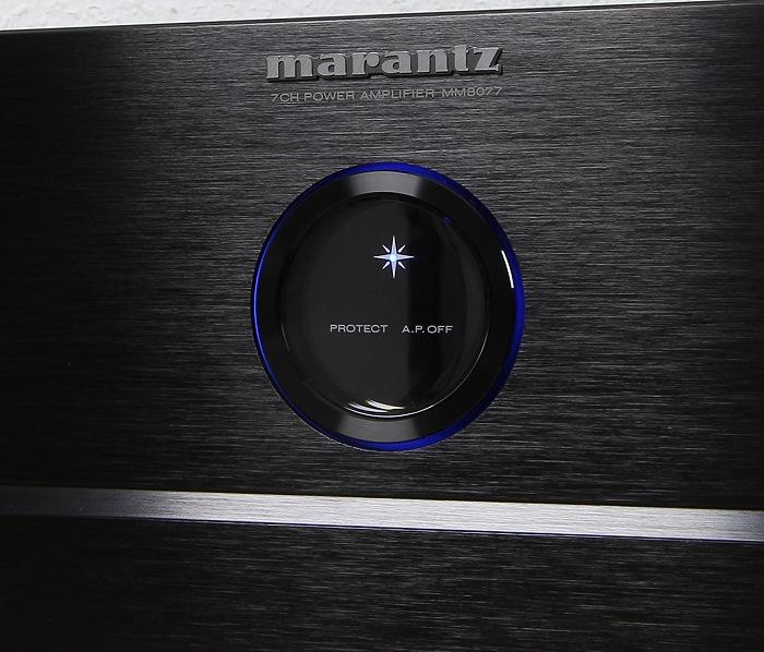 Marantz MM8077 Display