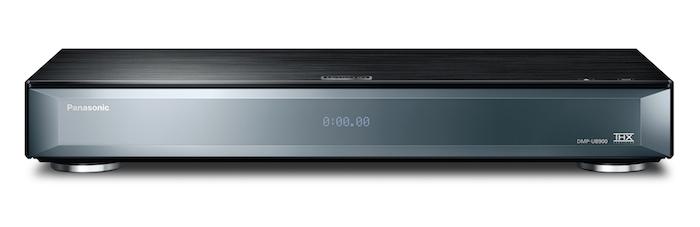 Panasonic Ultra HD-Blu-ray-Player DMP-UB900