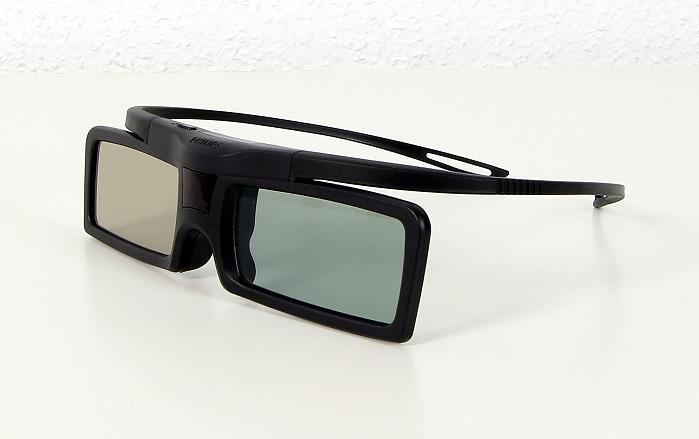 Philips 55PUS7600 3D Brille