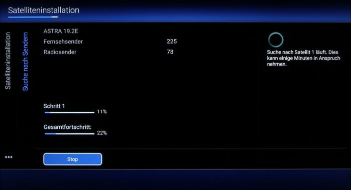 Philips 55PUS7600 Screenshot 11