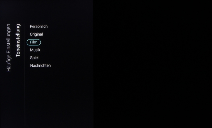 Philips 55PUS7600 Screenshot 19