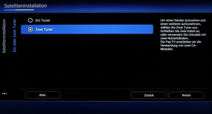 Philips 55PUS7600 Screenshot 7