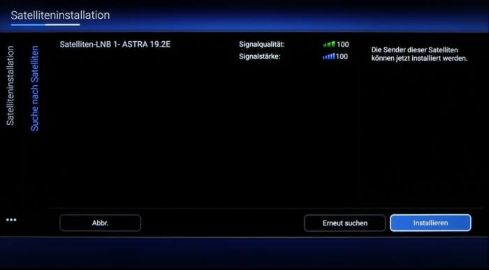 Philips 55PUS7600 Screenshot 9
