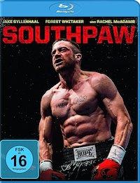 Southpaw Blu-ray Disc