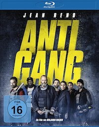 Antigang Blu-ray Disc