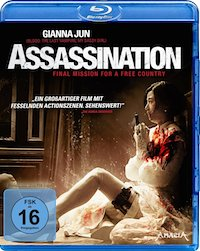 Assassination Blu-ray Disc