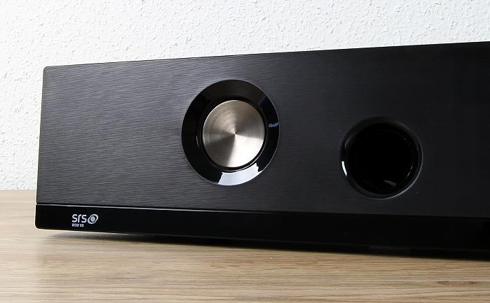 Auna Areal Bar 451 Speaker Bassreflexrohr