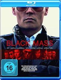 Black Mass Blu-ray Disc