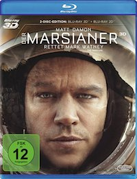 Der Marsianer Blu-ray 3D