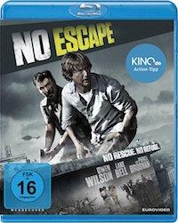 No Escape Blu-ray Disc