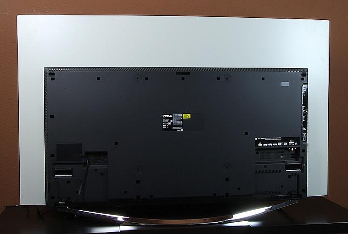 Panasonic TX-65CZW954 Rueckseite Seitlich2